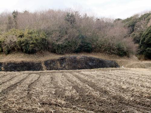 2012.1.14 滝の谷津耕作 007