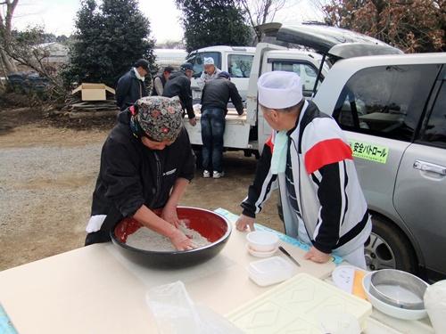 2012.2.11 蕎麦打ち研修 006