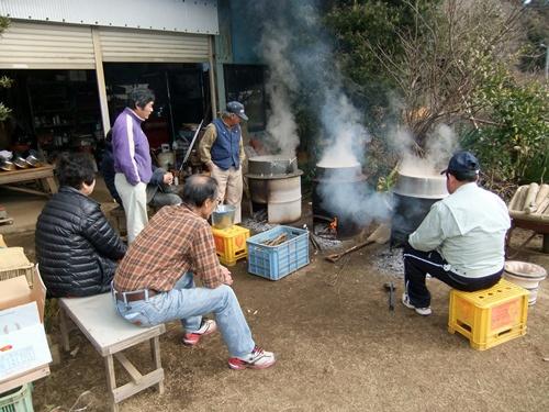 2012.2.11 蕎麦打ち研修 004