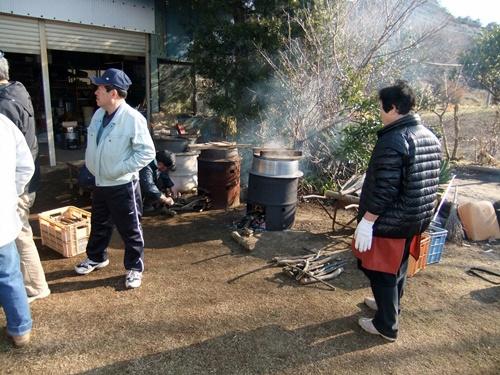 2012.2.11 蕎麦打ち研修 001
