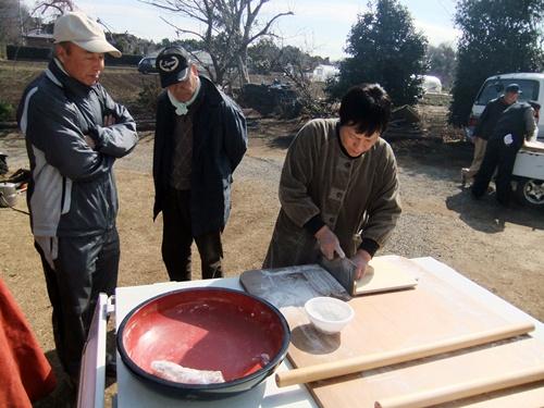 2012.2.11 蕎麦打ち研修 009