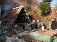 炭焼き小屋1