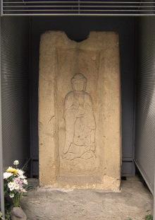 渋谷 石棺仏