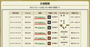 幸村2 スキルLv10