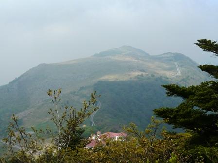 天狗の森 展望台からの眺望