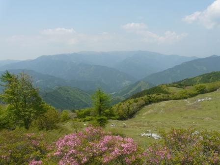 四国カルスト風景 3