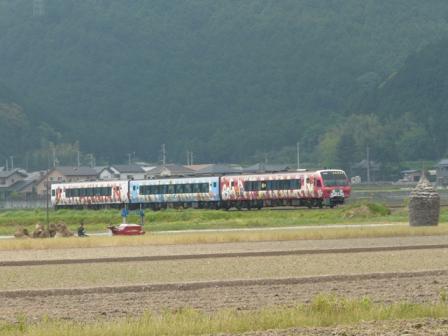 アンパンマン列車 3