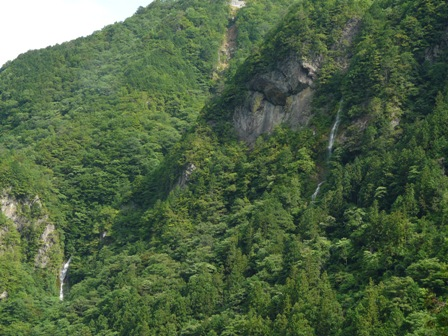 滝が… 1