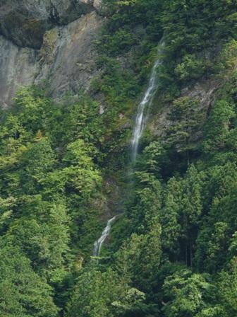 滝が… 2