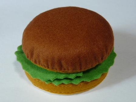 ハンバーガーセット バンズ レギュラー 1