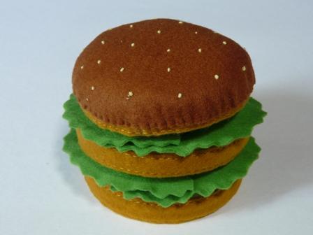 ハンバーガーセット バンズ ビッグ 1