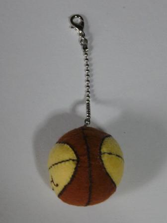 バスケットボール・ストラップ 2