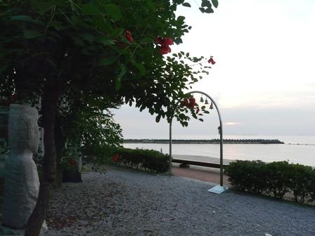 ふたみシーサイド公園 夕景 7