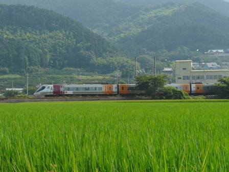8000系特急形電車 3