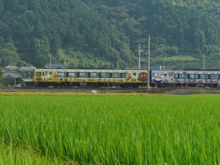 2000系特急系気動車 (アンパンマン列車) 1