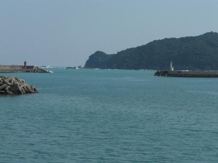 太平洋と灯台 1