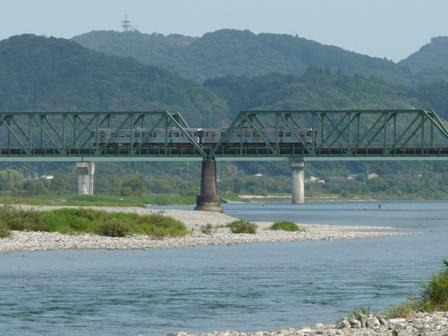 仁淀川鉄橋 1