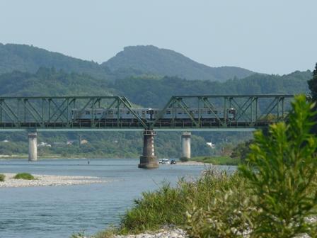 仁淀川鉄橋 2
