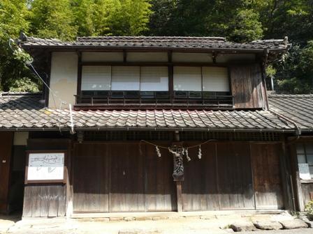 旧遍路宿・坂本屋 4