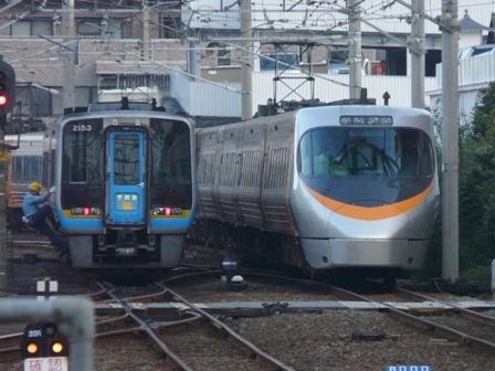 8000系特急電車 & 2000系特急形気動車