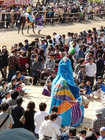 菊間祭り 獅子舞 14