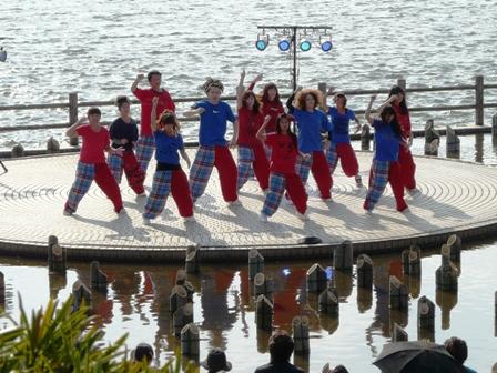 おおにしフェスタ 2011 ダンス 1