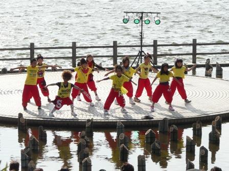 おおにしフェスタ 2011 ダンス 2