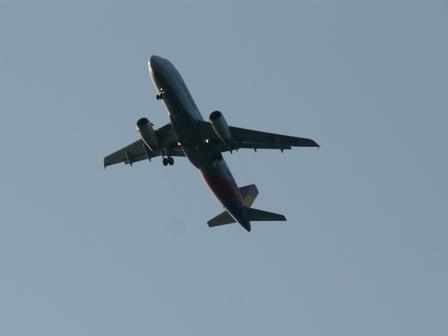 アシアナ航空機 1