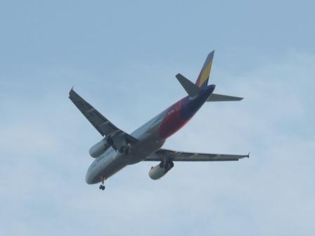 アシアナ航空機 2