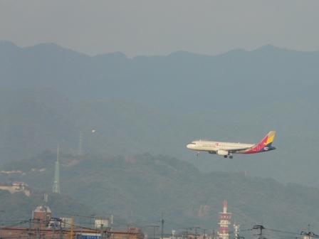 アシアナ航空機 3