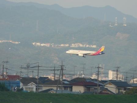 アシアナ航空機 4
