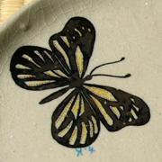 蝶のお皿04