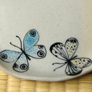 蝶のお皿07