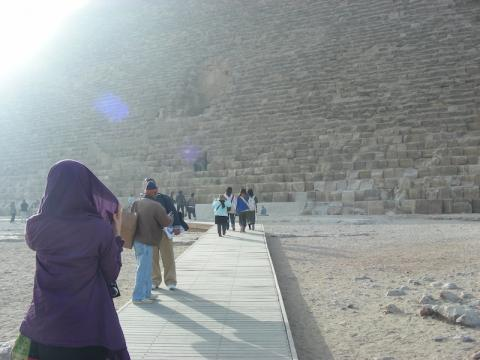 ピラミッド拡大