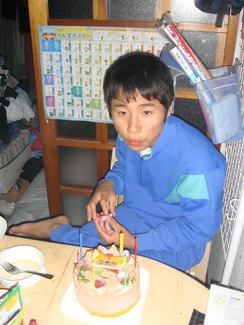 光誕生日☆