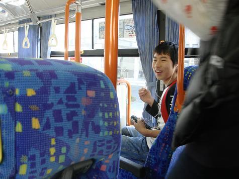 バス大好き