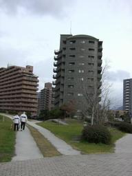 当時住んでいたマンション
