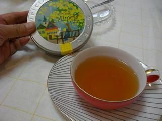 ミモザ紅茶