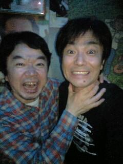 20111222ページワン万作さんバース