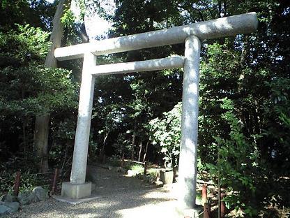 櫻木神社 摂社●○