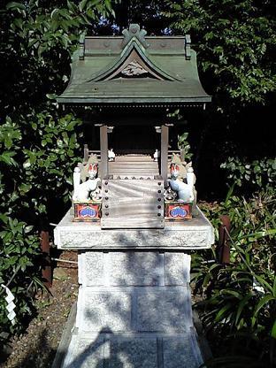 櫻木神社 摂社お稲荷様