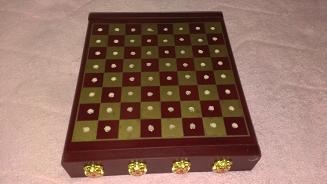 エジプト旅行:チェス盤