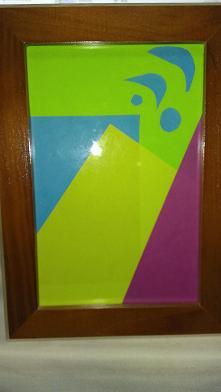 折り紙 フォトフレーム