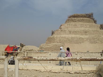 階段ピラミッド バクシーシ