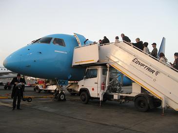 飛行機 ルークソール