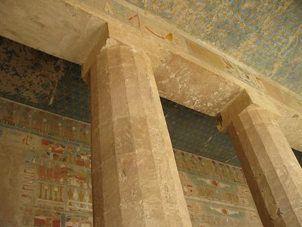 エジプト旅行:ハトシェプスト女王葬祭殿④