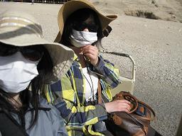 エジプト旅行:ハトシェプスト女王葬祭殿②