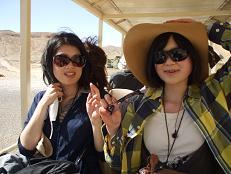エジプト旅行:ハトシェプスト女王葬祭殿⑩