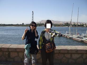 エジプト旅行:ナイル川クルーズ④