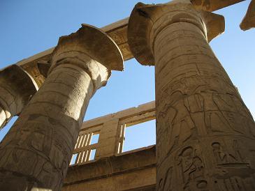 エジプト旅行:カルナック神殿③